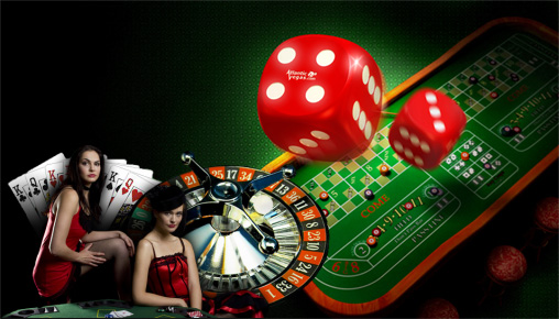 Gambling at Online Casinos